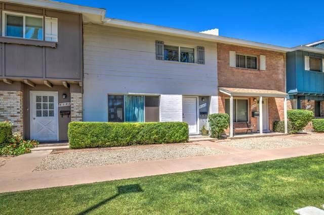 6153 N Granite Reef Road, Scottsdale, AZ 85250 (MLS #6229912) :: Selling AZ Homes Team
