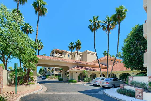 4200 N Miller Road #303, Scottsdale, AZ 85251 (MLS #6229916) :: Maison DeBlanc Real Estate