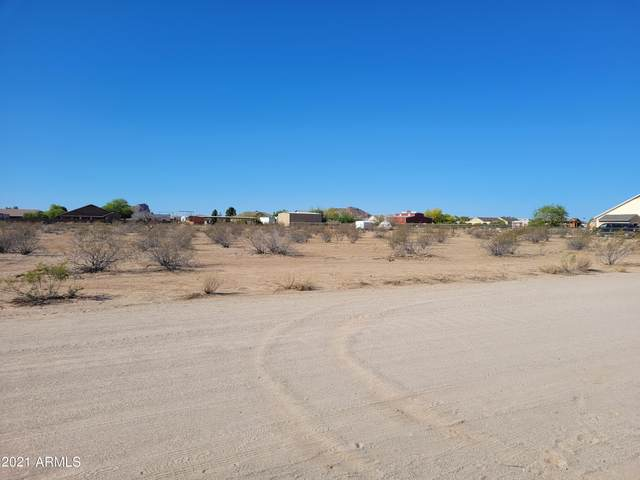 0 W Silverdale Road, San Tan Valley, AZ 85142 (MLS #6229923) :: TIBBS Realty