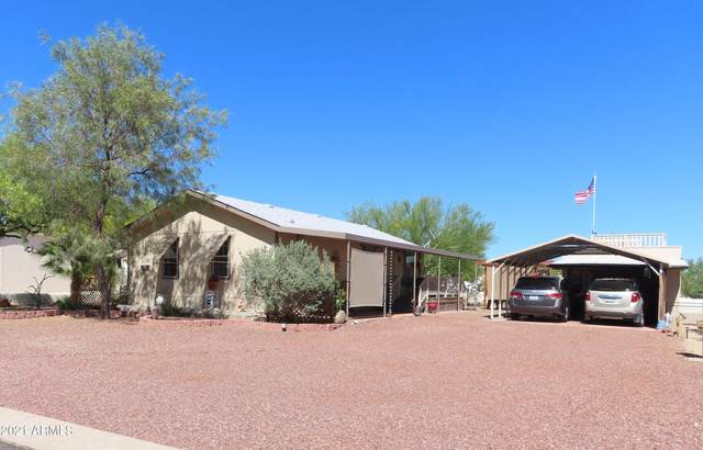 30951 S Meandering Lane #51, Congress, AZ 85332 (MLS #6229946) :: The Carin Nguyen Team