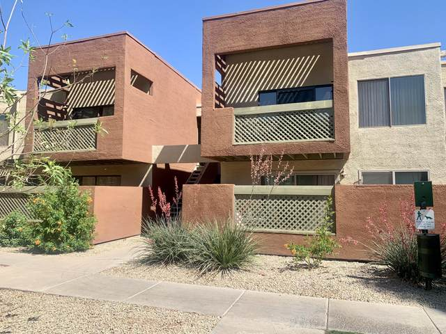 3500 N Hayden Road #508, Scottsdale, AZ 85251 (MLS #6229954) :: The Riddle Group