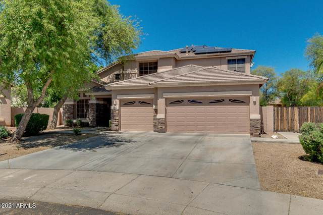 2771 N 150TH Lane, Goodyear, AZ 85395 (MLS #6229955) :: Executive Realty Advisors