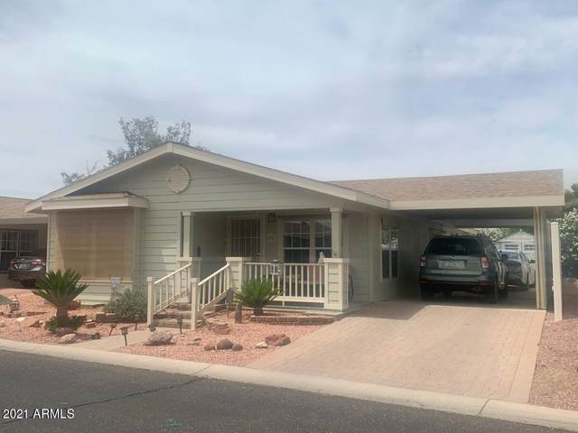 10960 N 67TH Avenue #92, Glendale, AZ 85304 (MLS #6229979) :: My Home Group