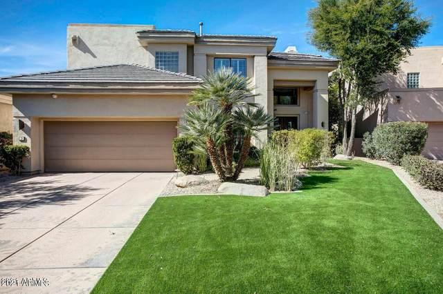 7425 E Gainey Ranch Road #2, Scottsdale, AZ 85258 (MLS #6229990) :: Maison DeBlanc Real Estate