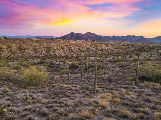xxx Solero Ranch, Santa Cruz, AZ 85221 (MLS #6230009) :: Service First Realty
