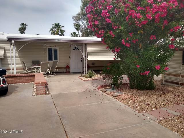 17200 W Bell Road #2119, Surprise, AZ 85374 (#6230011) :: Luxury Group - Realty Executives Arizona Properties