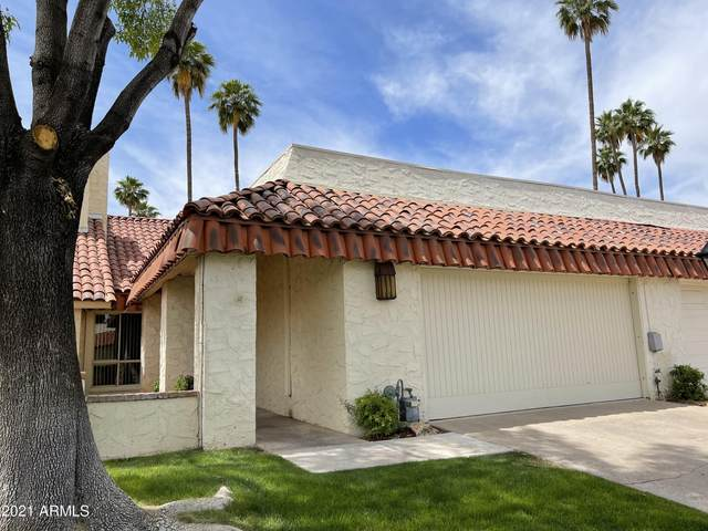 5708 N Scottsdale Road, Paradise Valley, AZ 85253 (MLS #6230015) :: Selling AZ Homes Team