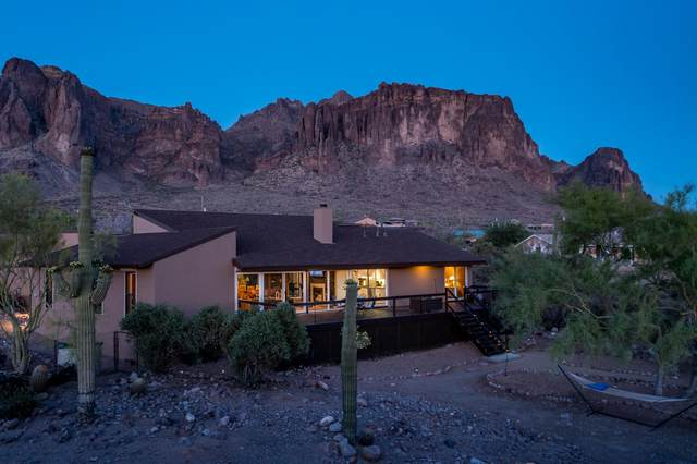 5947 E Singletree Street, Apache Junction, AZ 85119 (MLS #6230047) :: Service First Realty