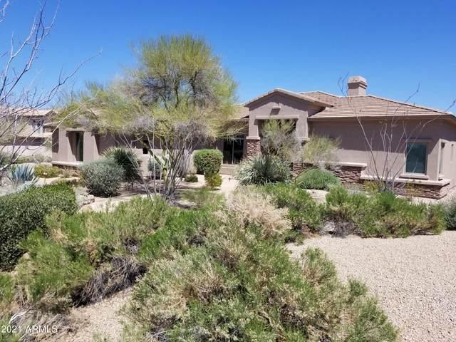 9831 E Granite Peak Trail, Scottsdale, AZ 85262 (MLS #6230051) :: Kepple Real Estate Group