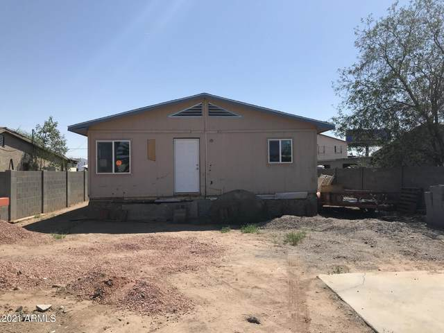 2203 W Tonto Street, Phoenix, AZ 85009 (MLS #6230063) :: Yost Realty Group at RE/MAX Casa Grande