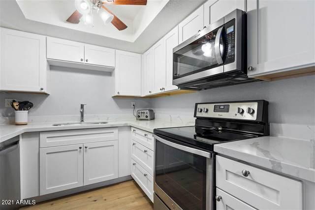 8260 E Arabian Trail #180, Scottsdale, AZ 85258 (MLS #6230064) :: Conway Real Estate