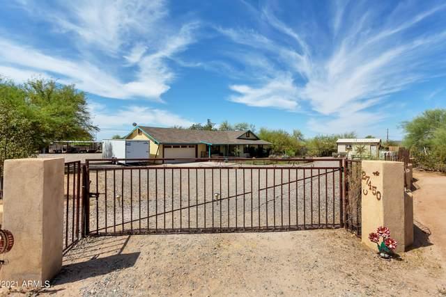 27450 N 45TH Place, Cave Creek, AZ 85331 (#6230068) :: Long Realty Company