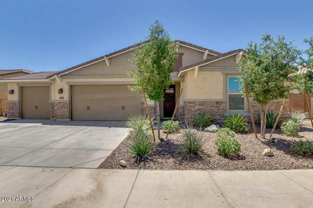 4554 N 184TH Lane, Goodyear, AZ 85395 (MLS #6230069) :: Long Realty West Valley