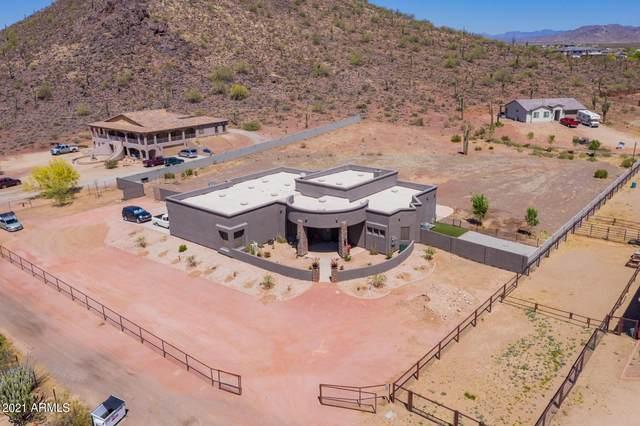 14848 W Bajada Drive, Surprise, AZ 85387 (MLS #6230084) :: Long Realty West Valley
