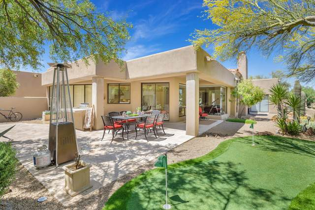 7500 E Boulders Parkway #51, Scottsdale, AZ 85266 (MLS #6230116) :: John Hogen | Realty ONE Group
