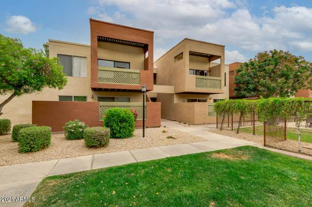3600 N Hayden Road #3107, Scottsdale, AZ 85251 (MLS #6230147) :: TIBBS Realty