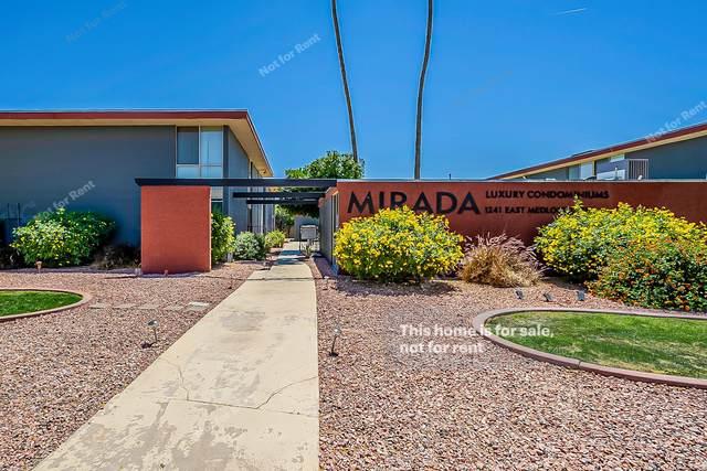 1241 E Medlock Drive #214, Phoenix, AZ 85014 (MLS #6230149) :: Maison DeBlanc Real Estate