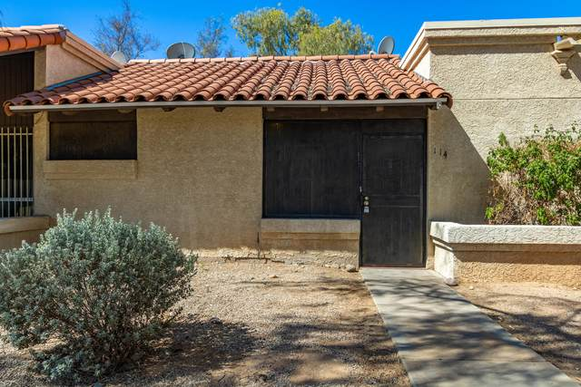 9020 W Highland Avenue #114, Phoenix, AZ 85037 (MLS #6230158) :: Sheli Stoddart Team | M.A.Z. Realty Professionals