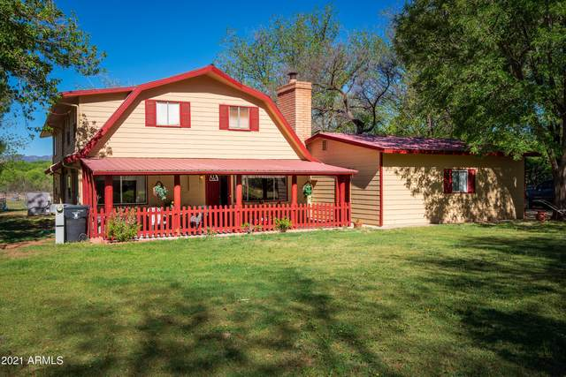 1730 N Rustler Trail, Camp Verde, AZ 86322 (MLS #6230160) :: The Ellens Team
