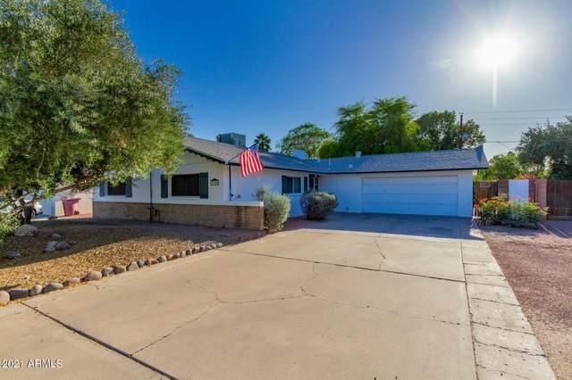 6320 N Granite Reef Road, Scottsdale, AZ 85250 (#6230178) :: Luxury Group - Realty Executives Arizona Properties