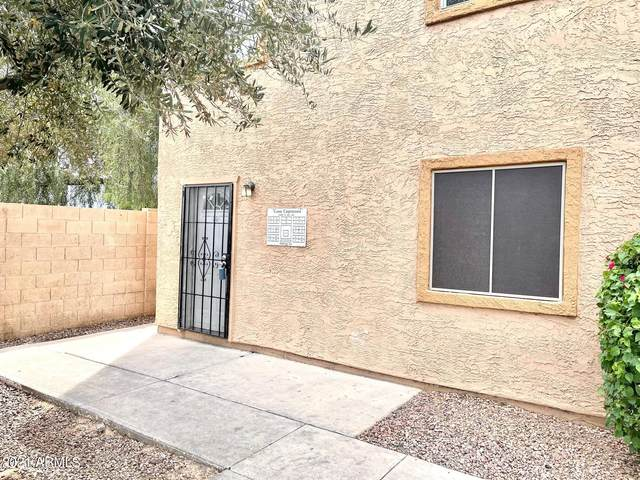 6302 N 64TH Drive #25, Glendale, AZ 85301 (MLS #6230180) :: Howe Realty