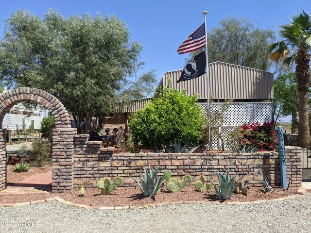 67667 Alpine Drive, Salome, AZ 85348 (MLS #6230194) :: The Laughton Team