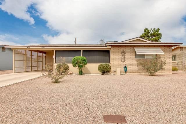 1034 S Ocotillo Drive, Apache Junction, AZ 85120 (MLS #6230198) :: Yost Realty Group at RE/MAX Casa Grande