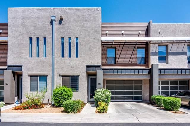2315 E Pinchot Avenue #129, Phoenix, AZ 85016 (MLS #6230240) :: ASAP Realty