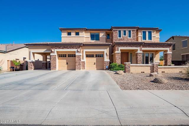 15433 W Minnezona Avenue, Goodyear, AZ 85395 (MLS #6230260) :: The Luna Team