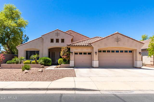 4812 N 129TH Avenue, Litchfield Park, AZ 85340 (MLS #6230263) :: Long Realty West Valley
