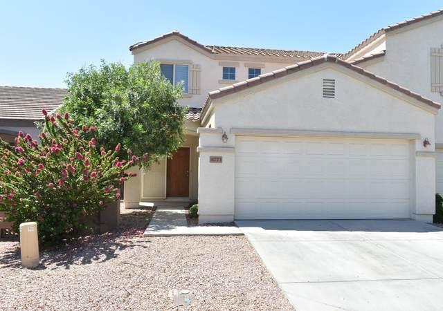 8773 W Dahlia Drive, Peoria, AZ 85381 (MLS #6230275) :: Kepple Real Estate Group
