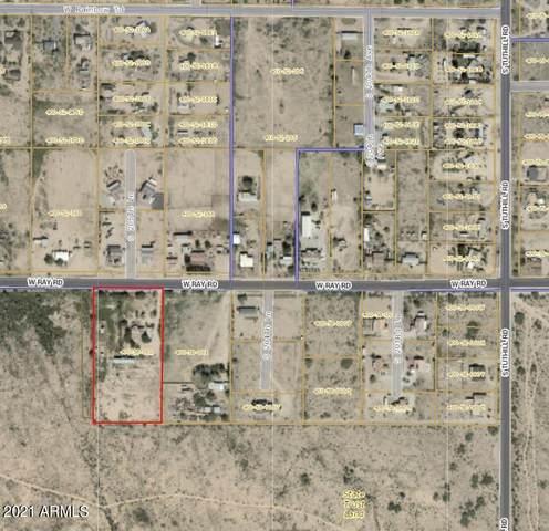 20533 W Ray Rd. Road, Buckeye, AZ 85326 (MLS #6230277) :: Yost Realty Group at RE/MAX Casa Grande