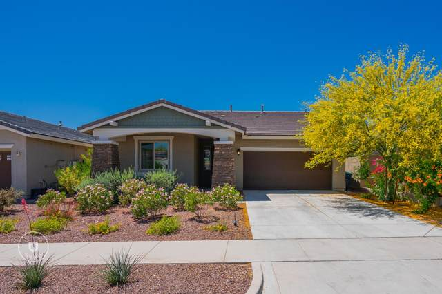 2688 N Springfield Street, Buckeye, AZ 85396 (MLS #6230284) :: Long Realty West Valley