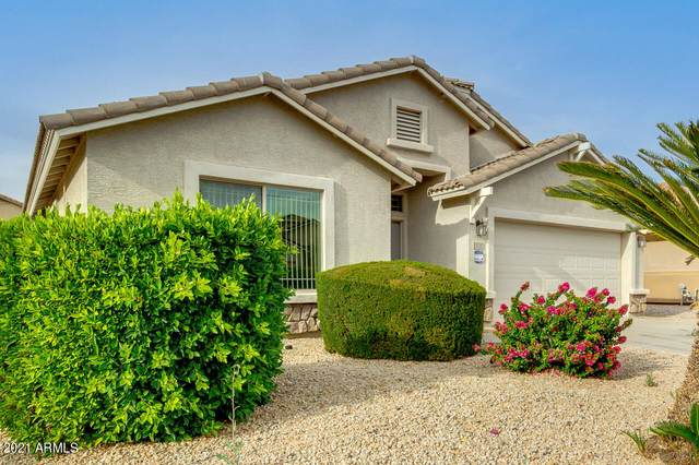 2256 W Jasper Butte Drive, San Tan Valley, AZ 85142 (MLS #6230293) :: Kepple Real Estate Group