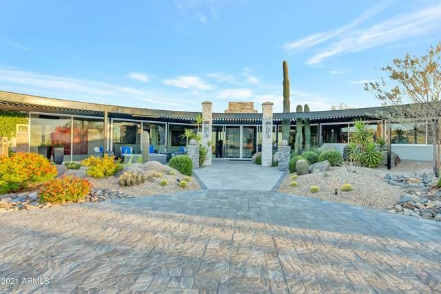 38205 N Sombrero Road, Carefree, AZ 85377 (MLS #6230297) :: The Ellens Team