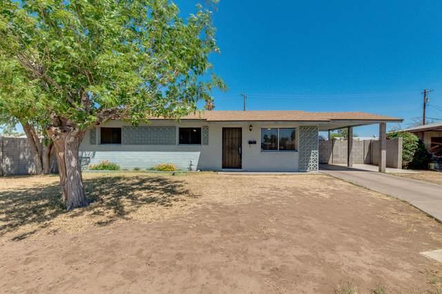 1048 W Heather Drive, Mesa, AZ 85201 (MLS #6230306) :: Yost Realty Group at RE/MAX Casa Grande