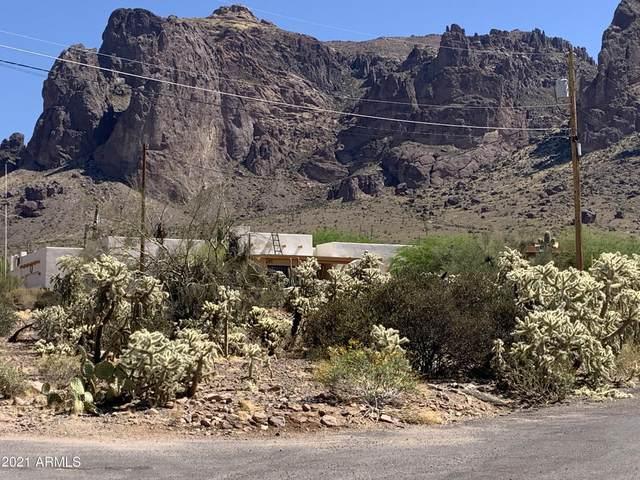 6000 E Lost Dutchman Boulevard, Apache Junction, AZ 85119 (MLS #6230318) :: ASAP Realty