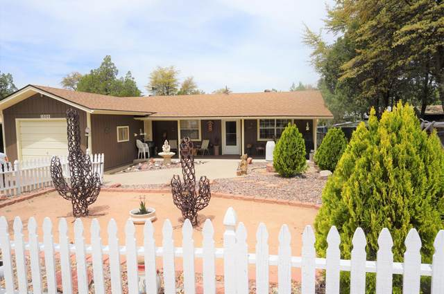 1320 N Easy Street, Payson, AZ 85541 (#6230323) :: Luxury Group - Realty Executives Arizona Properties