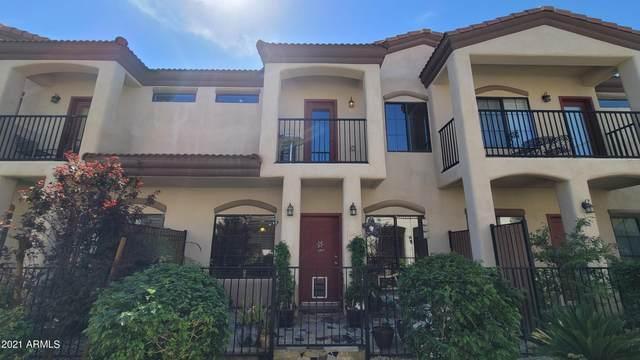 3150 E Beardsley Road #1064, Phoenix, AZ 85050 (MLS #6230329) :: Yost Realty Group at RE/MAX Casa Grande
