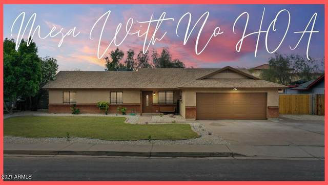 2741 E Jerome Avenue, Mesa, AZ 85204 (MLS #6230330) :: Arizona Home Group