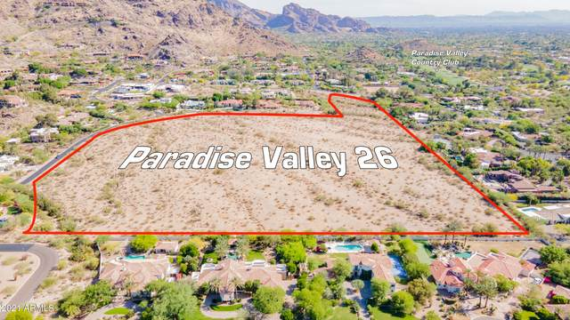 0 E Roadrunner Road E, Paradise Valley, AZ 85253 (MLS #6230333) :: Arizona 1 Real Estate Team