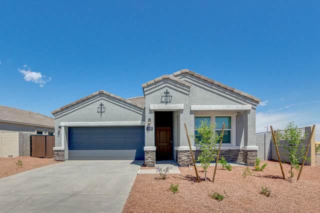 115 N 190TH Avenue, Buckeye, AZ 85326 (MLS #6230346) :: Yost Realty Group at RE/MAX Casa Grande