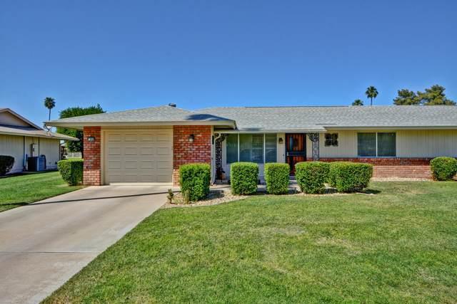 9908 W Sandstone Drive W, Sun City, AZ 85351 (MLS #6230360) :: Yost Realty Group at RE/MAX Casa Grande