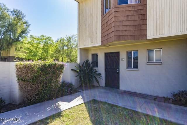 6030 N 15 Street #1, Phoenix, AZ 85014 (MLS #6230367) :: The Carin Nguyen Team