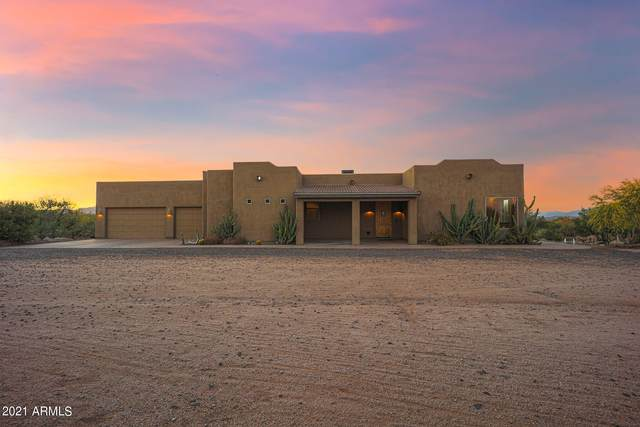 28407 N 154TH Place, Scottsdale, AZ 85262 (MLS #6230375) :: Yost Realty Group at RE/MAX Casa Grande