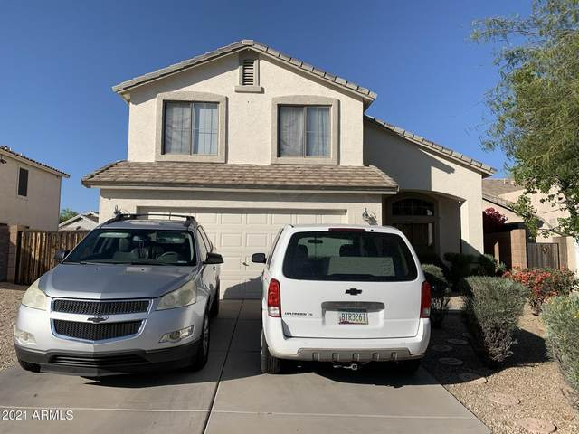 12690 W Mulberry Drive, Avondale, AZ 85392 (MLS #6230383) :: The Luna Team