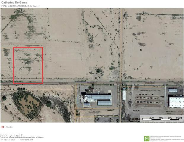 1930 W Battaglia Road, Eloy, AZ 85131 (MLS #6230441) :: The Riddle Group