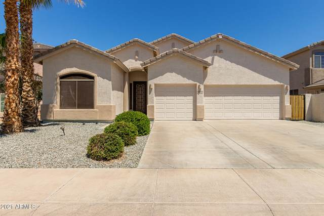 43524 W Cydnee Drive, Maricopa, AZ 85138 (MLS #6230455) :: Yost Realty Group at RE/MAX Casa Grande