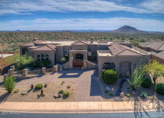 15105 E Camelview Drive, Fountain Hills, AZ 85268 (MLS #6230477) :: Selling AZ Homes Team