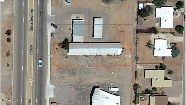 266 N Huachuca Boulevard, Huachuca City, AZ 85616 (MLS #6230481) :: Arizona Home Group